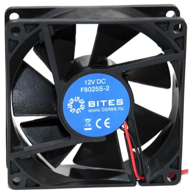 5bites Система охлаждения для корпуса 5bites F8025S-2