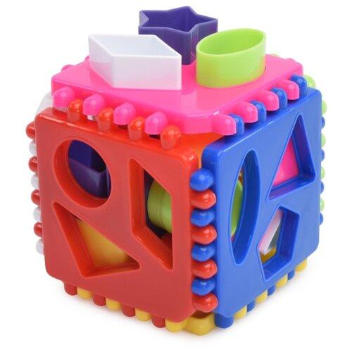 Купить Сортер Стеллар Логический куб Подарочный, Сортеры