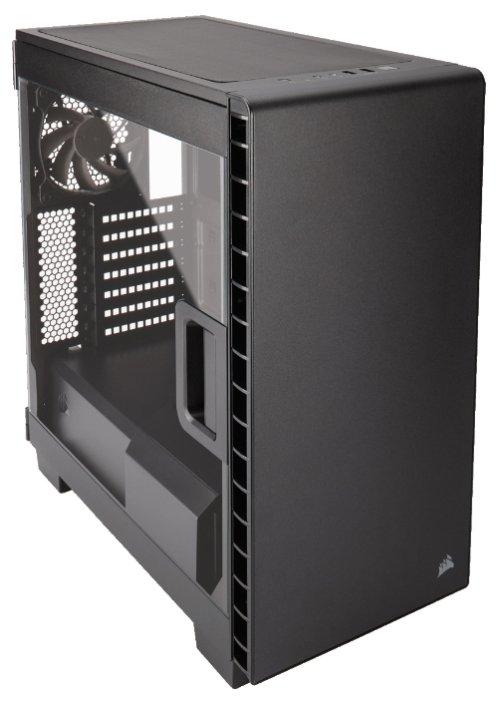 Corsair Компьютерный корпус Corsair Carbide Series Clear 400C Black