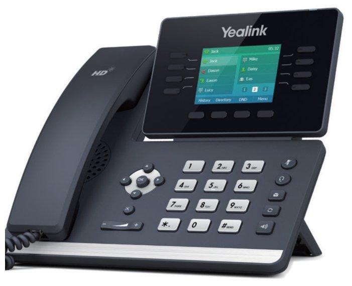 Yealink VoIP-телефон Yealink SIP-T52S