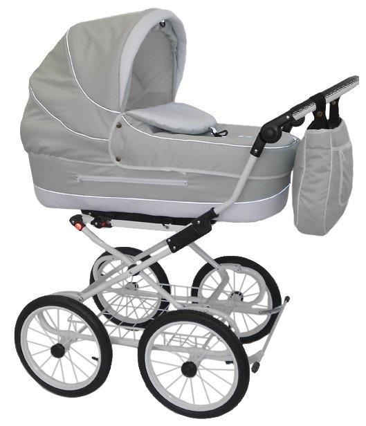 Коляска для новорожденных Little Trek Рио (люлька)