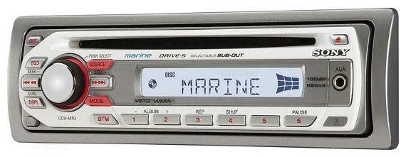 Sony CDX-MR10R