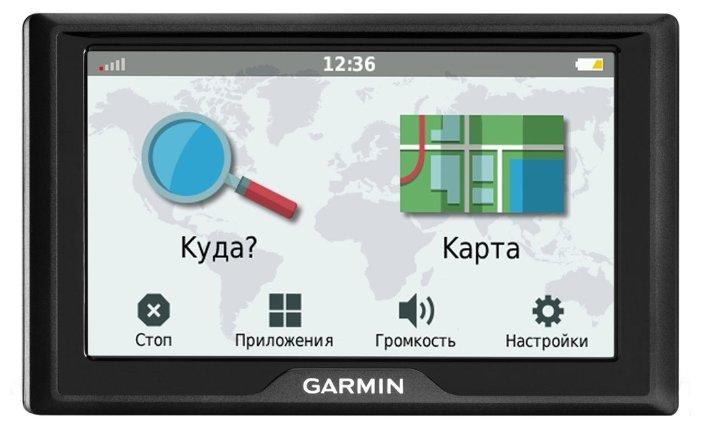 Garmin Навигатор Garmin Drive 60 LM Europe