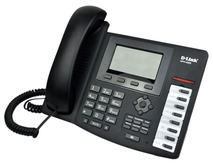 D-link VoIP-телефон D-link DPH-400SE/E/F4