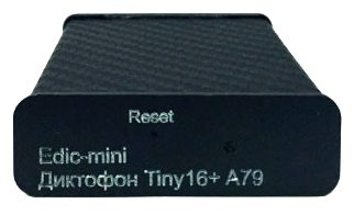 Edic-mini Диктофон Edic-mini Tiny 16+ A79-600h