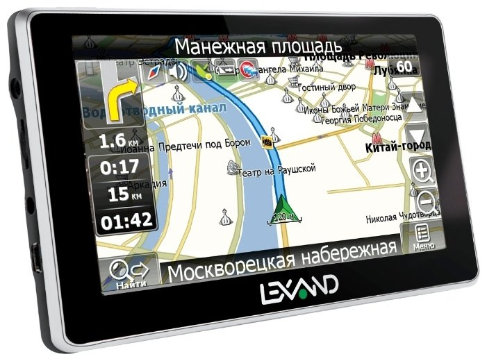 LEXAND STR-6100 HDR