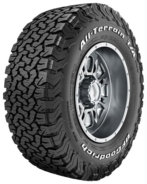 Автомобильная шина BFGoodrich All-Terrain T/A KO2