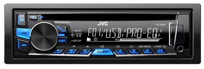 JVC KD-R462E
