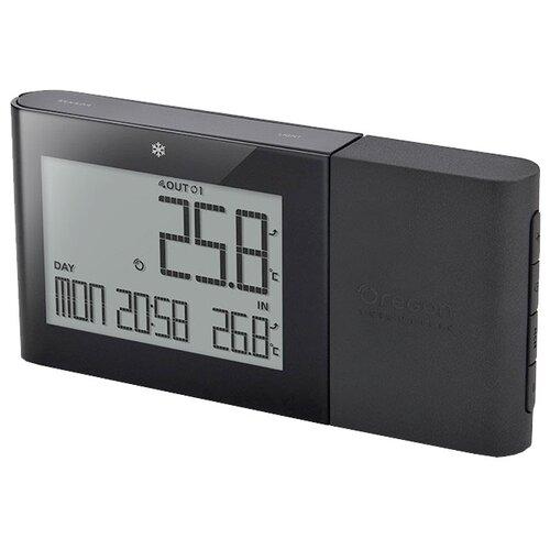 Термометр Oregon Scientific RMR262 черныйЦифровые метеостанции<br>