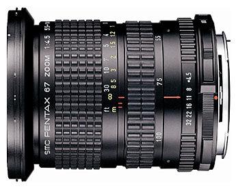 Объектив Pentax SMC 67 55-100mm f/4.5