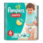 Pampers Pants 6 (16+ кг)