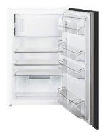 Встраиваемый холодильник smeg S7129CS2P