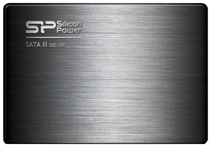 Твердотельный накопитель Silicon Power SP120GBSS3V60S25