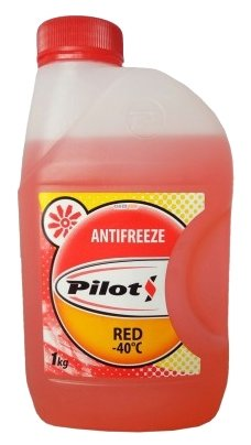 Антифриз Pilots RED -40