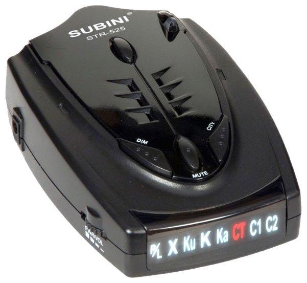 Радар-детектор Subini STR-525