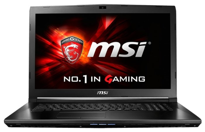 Ноутбук MSI GL72 6QD (Intel Core i5 6300HQ 2300 MHz/17.3