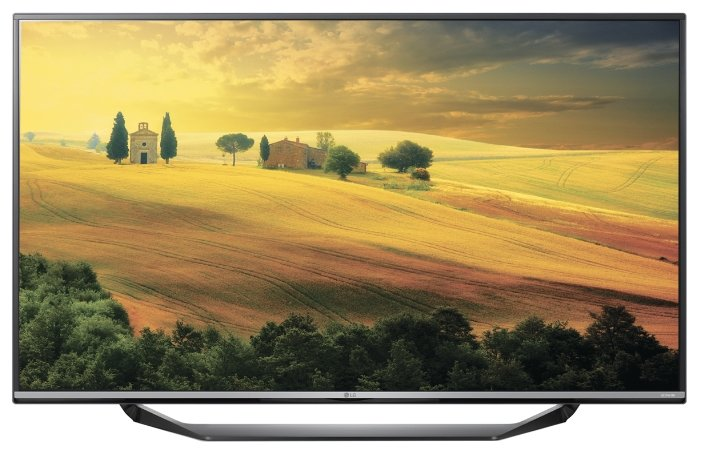 Сравнение с LG 40UF670V телевизор