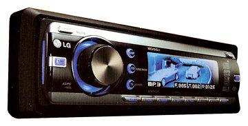 Автомагнитола LG LAC-M7600R