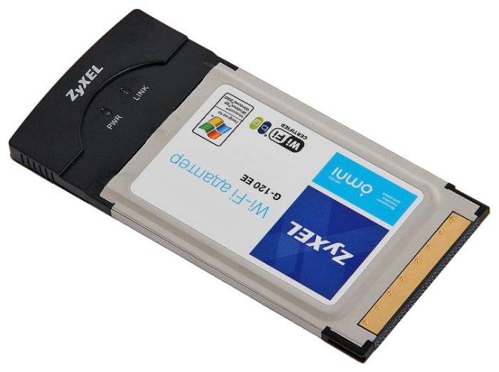Wi-Fi адаптер ZYXEL G-120 EE
