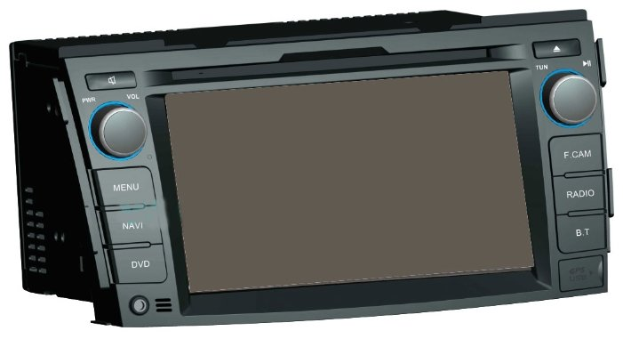SIDGE Hyundai SONATA (2005-2010) Android 4.0