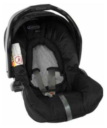 Автокресло группа 0+ (до 13 кг) Graco Junior Baby Sport Luxe Isofix