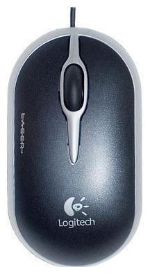 Мышь Logitech NX50 Black USB