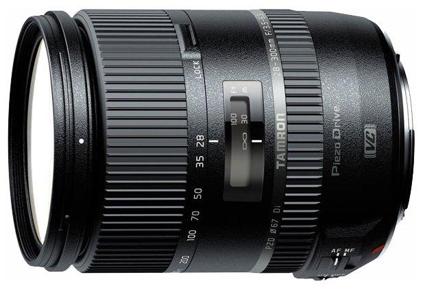 Tamron Объектив Tamron 28-300mm f/3.5-6.3 Di VC PZD (A010) Canon EF