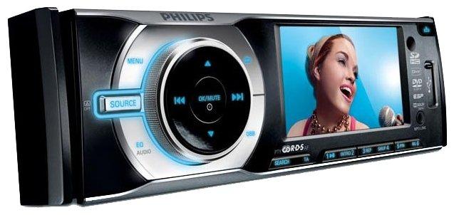 Автомагнитола Philips CED228