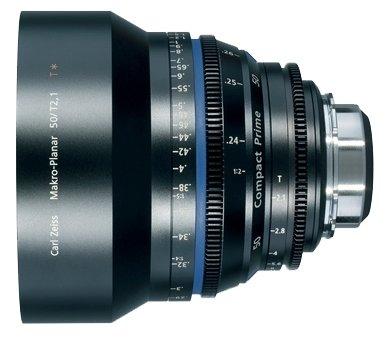 Объектив Zeiss Compact Prime CP.2 50/T2.1 Macro Canon EF