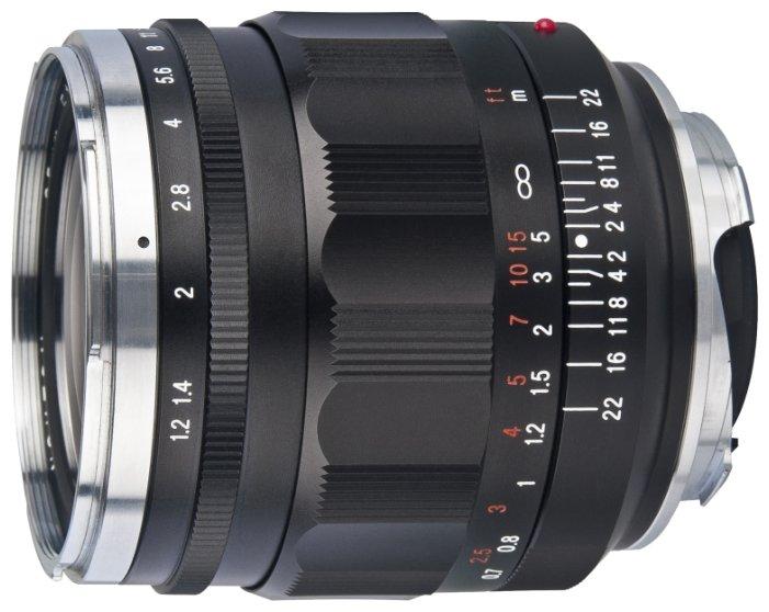 Объектив Voigtlaender 35mm f/1.2 Nokton Leica M