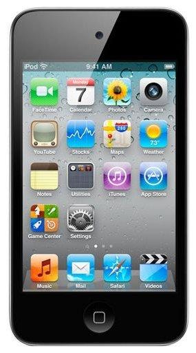 Плеер Apple iPod touch 4 8Gb