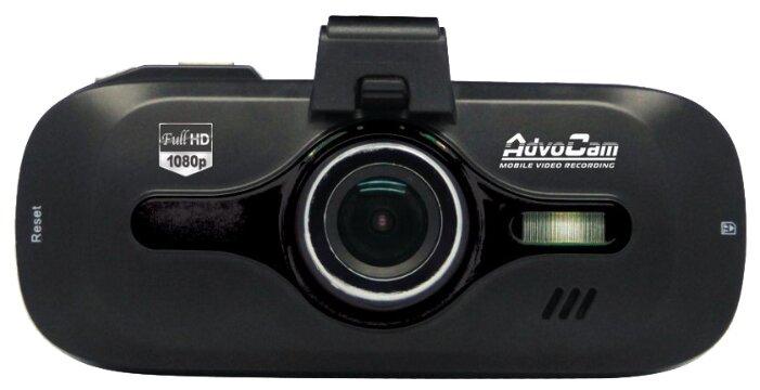AdvoCam Профессиональный автомобильный видеорегистратор FD8-BLACK