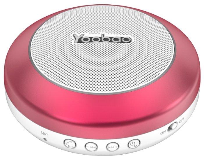 Портативная акустика Yoobao YBL201