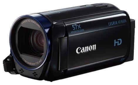 Canon Legria HF R606 Black