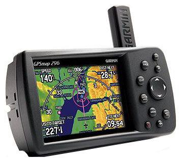Garmin GPSMAP 296