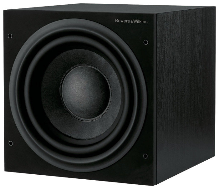Bowers&Wilkins ASW 608 Black