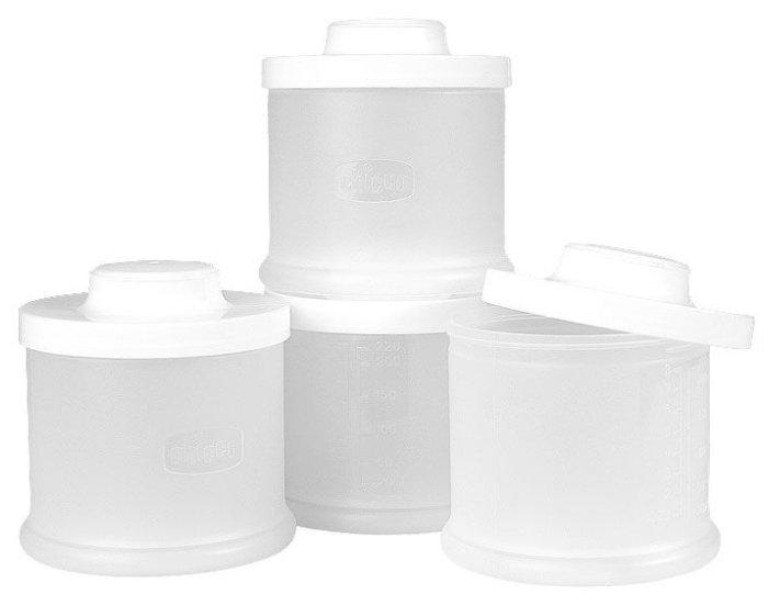 Chicco Контейнеры для хранения грудного молока 220 мл