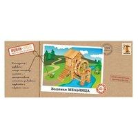 Детские наборы для развития Пелси Конструктор «Водяная мельница» (194 детали)