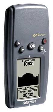 Навигатор Garmin Geko 301