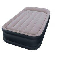 Надувная кровать Intex 64132 Deluxe Pillow Rest Raised Bed (99х191х42 см, эл. насос)