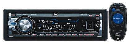 JVC KD-G745