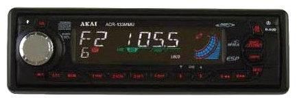 Автомагнитола Akai ACR-133MMU