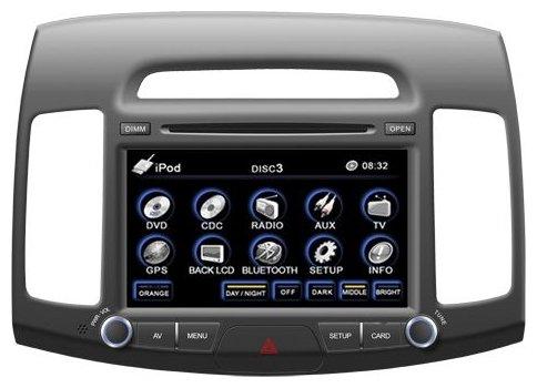 Автомагнитола FlyAudio E7567NAVI