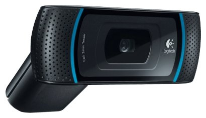 Веб-Камера Logitech HD WebCam B910 960-000684