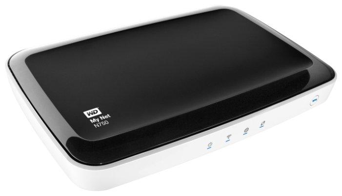 Wi-Fi роутер Western Digital My Net N750