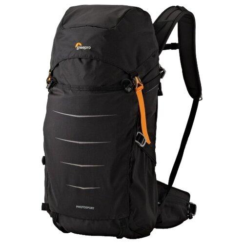 Фото - Рюкзак для фотокамеры Lowepro Photo Sport BP 300 AW II черный рюкзак для фотокамеры lowepro flipside 400 aw ii mica pixel camo