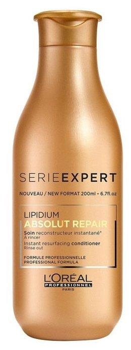 L'Oreal Professionnel Absolut Repair Lipidium Conditioner - Смываемый уход для сильно поврежденных волос 200 мл