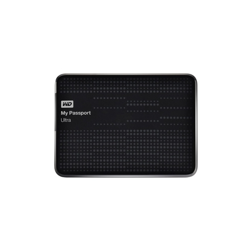 Жесткий диск Western Digital My Passport Ultra 500 GB (WDBLNP5000ABK-EEUE)