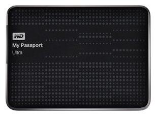 Внешний HDD Western Digital My Passport Ultra 1 TB (WDBJNZ0010B-EEUE)