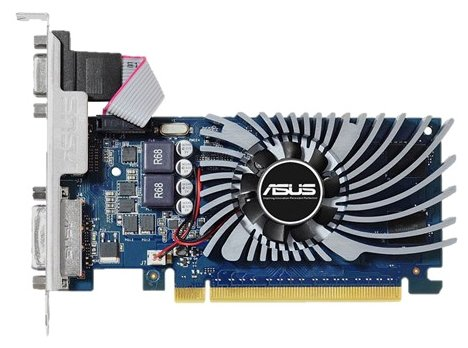 ASUS GeForce GT 730 902Mhz PCI-E 2.0 2048Mb 5010Mhz 64 bit DVI HDMI HDCP